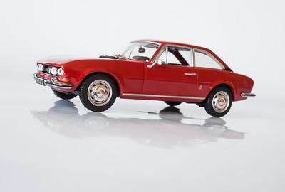 Norev 1:43 1969 Peugeot 504 Coupé