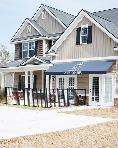 RTS-Model Home Oak Crest Subdivision
