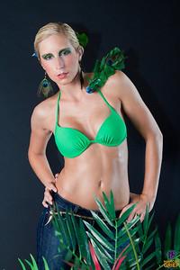 Model: Kimmy Supernaw Hair by David Schumann Makeup by Amy Cheritien