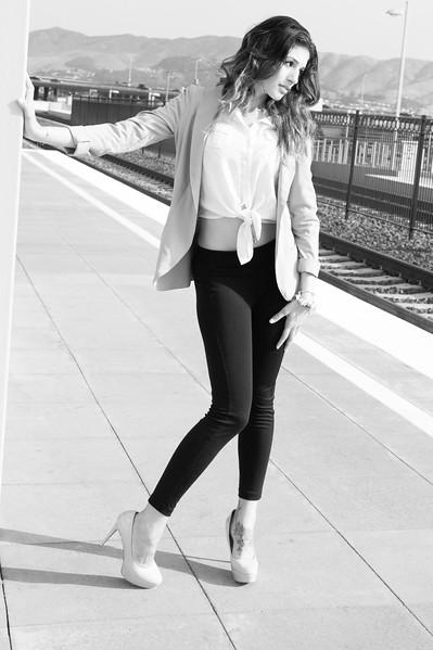 Chanelle - San Bruno Fashion Shoot