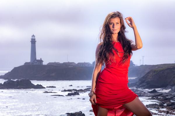 Kamila Moravcova - Beach Fashion