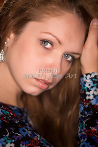 Amanda Spangler Head Shots Fine Art Prints from Modeling Portfolio 002.02