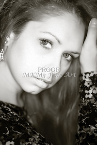 Amanda Spangler Head Shots Fine Art Prints from Modeling Portfolio 002.01