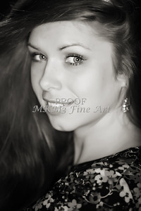 Amanda Spangler Head Shots Fine Art Prints from Modeling Portfolio 005.01