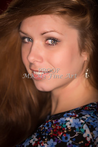 Amanda Spangler Head Shots Fine Art Prints from Modeling Portfolio 005.02