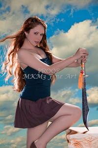Amanda Spangler, Professional Modeling Portfolio