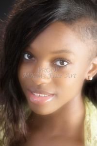 Armani Monae Photograph From Modeling Portfolio 701