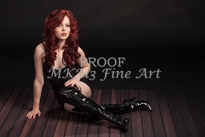 Chloe Grant Photograph Prints From Modeling Portfolio 507