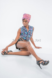 Chynna Doll Photograph Print From Modeling Portfolio 602