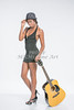 Chynna Doll Photograph Print From Modeling Portfolio 601