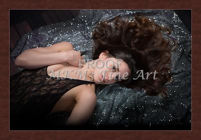 Claudia lidia Photograph Print From Modeling Portfolio 704