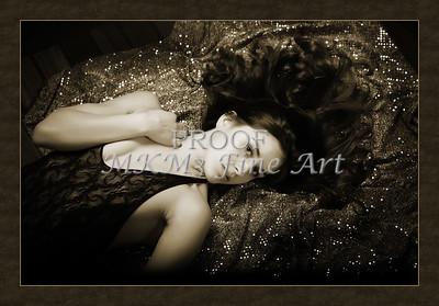 Claudia lidia Photograph Print From Modeling Portfolio 705