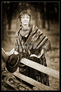 Diane Nolen Photograph Print From Modeling Portfolio 804