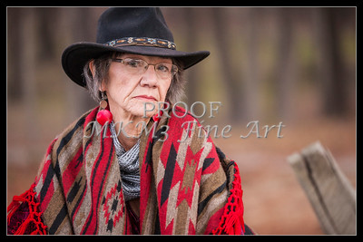 Diane Nolen Photograph Print From Modeling Portfolio 807