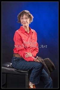 Diane Nolen Photograph Print From Modeling Portfolio 801