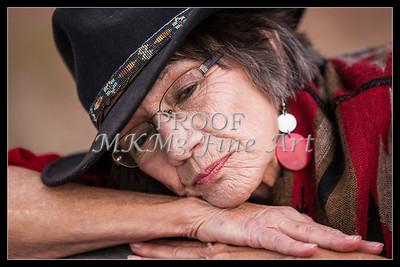 Diane Nolen Photograph Print From Modeling Portfolio 811