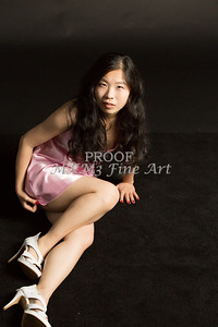 Implied Nude Girl Sensual Asian 1538.26