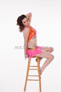 Mag Murderdoll Modeling Portfolio Art Print Photograph 3561.02