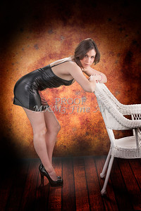 Mag Murderdoll Modeling Portfolio Art Print Photograph 3565.02