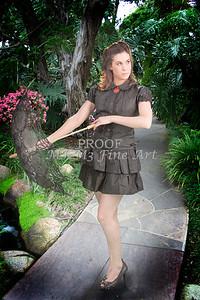 Mag Murderdoll Modeling Portfolio Art Print Photograph 3569.02