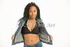 Neemah Soleil Modeling Portfolio Art Print Photograph 3573.02