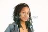 Neemah Soleil Modeling Portfolio Art Print Photograph 3574.02