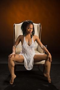 Neemah Soleil Modeling Portfolio Art Print Photograph 3577.02