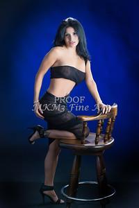 Pricilla Morales Modeling Portfolio Art Print Photograph 3593.02