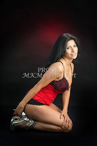 Pricilla Morales Modeling Portfolio Art Print Photograph 3597.02