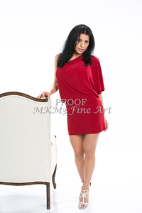 Pricilla Morales Modeling Portfolio Photographic Art Print 3613.02