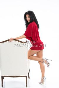 Pricilla Morales Modeling Portfolio Photographic Art Print 3606.02
