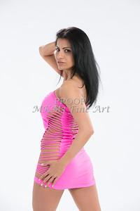 Pricilla Morales Modeling Portfolio Photographic Art Print 3614.02
