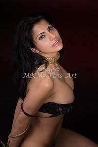 Pricilla Morales Modeling Portfolio Photographic Art Print 3619.02