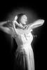 Amanda Spangler Model and Snake  026