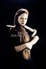 Amanda Spangler Model and Snake  017