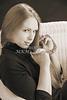 Amanda Spangler Model and Snake  021