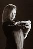 Amanda Spangler Model and Snake  023