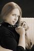 Amanda Spangler Model and Snake  019