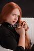 Amanda Spangler Model and Snake  008