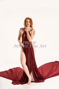 Rosie Vee Victoria Modeling Portfolio Fine Art Print 3670.02