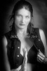 Snake Lady or Girl with Live Snake Photograph 5262.01