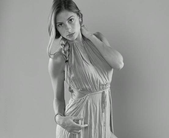 Model: Morgan Brennan