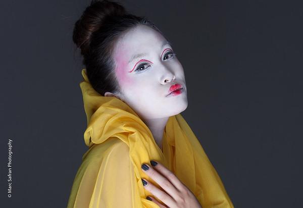 Model: Tammy Kay Ly, MUA: Ashley Hansen