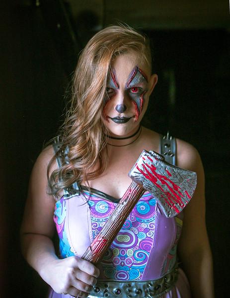 Alicia H - Evil Never Dies