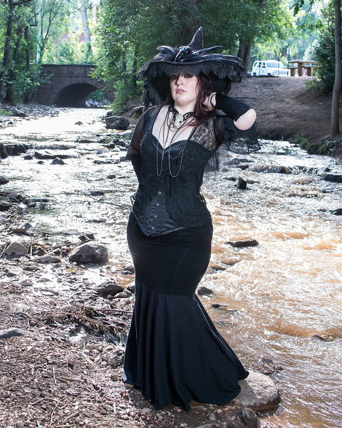 Queen Mab Hats by the River