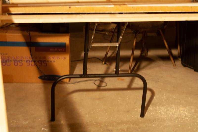 Bench Module Leg Extended