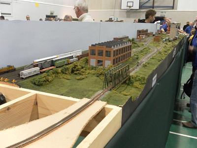 'Le Fordam Yard' - Seaboard southern show, Horsham, 2012