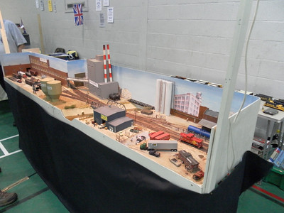 'St Marks Yard' - Seaboard southern show, Horsham, 2012