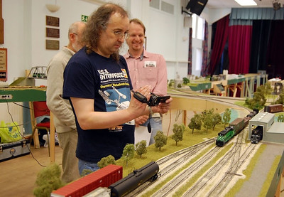 Railfanning - Brian Moore image