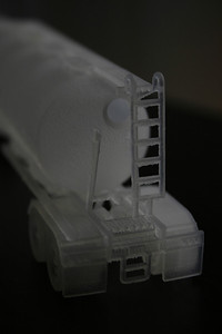 Baztrains/Shapeways dry bulk trailer - as delivered, no cleaning or assembly
